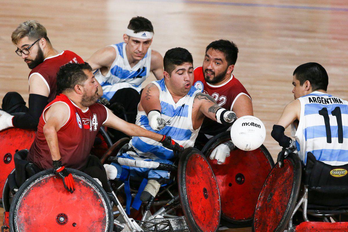 Quad rugby: concentraciones en burbuja para la Selección Argentina