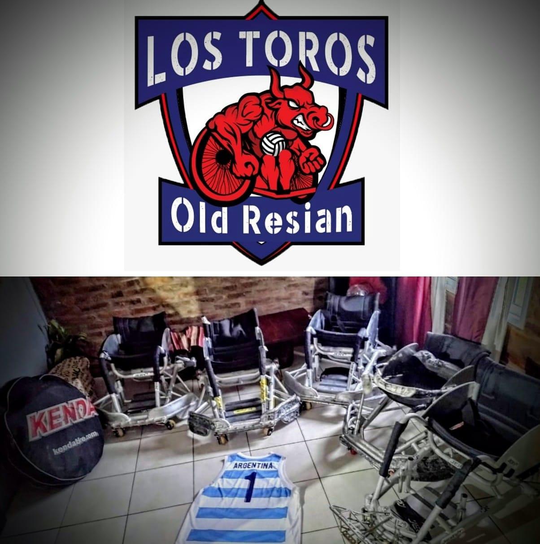 Rosario tendrá su equipo de rugby sobre silla de ruedas