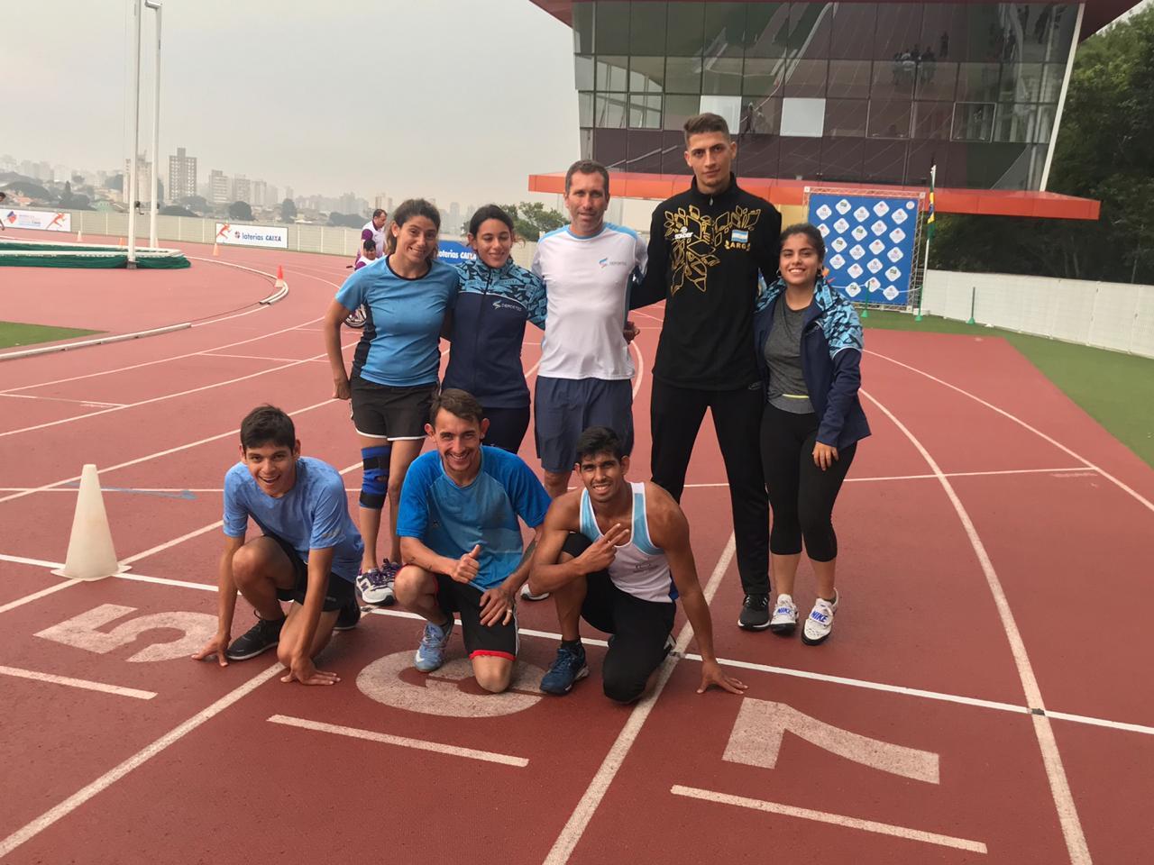Para atletismo: se suspendieron los torneos de Buenos Aires y Concepción del Uruguay