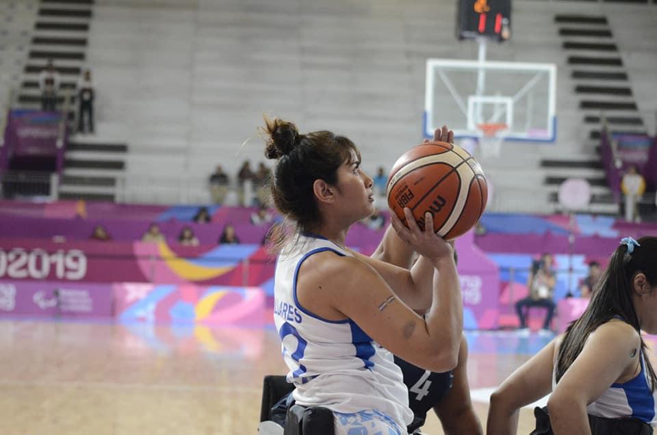 Argentina, sede del Sudamericano de básquet adaptado masculino y femenino