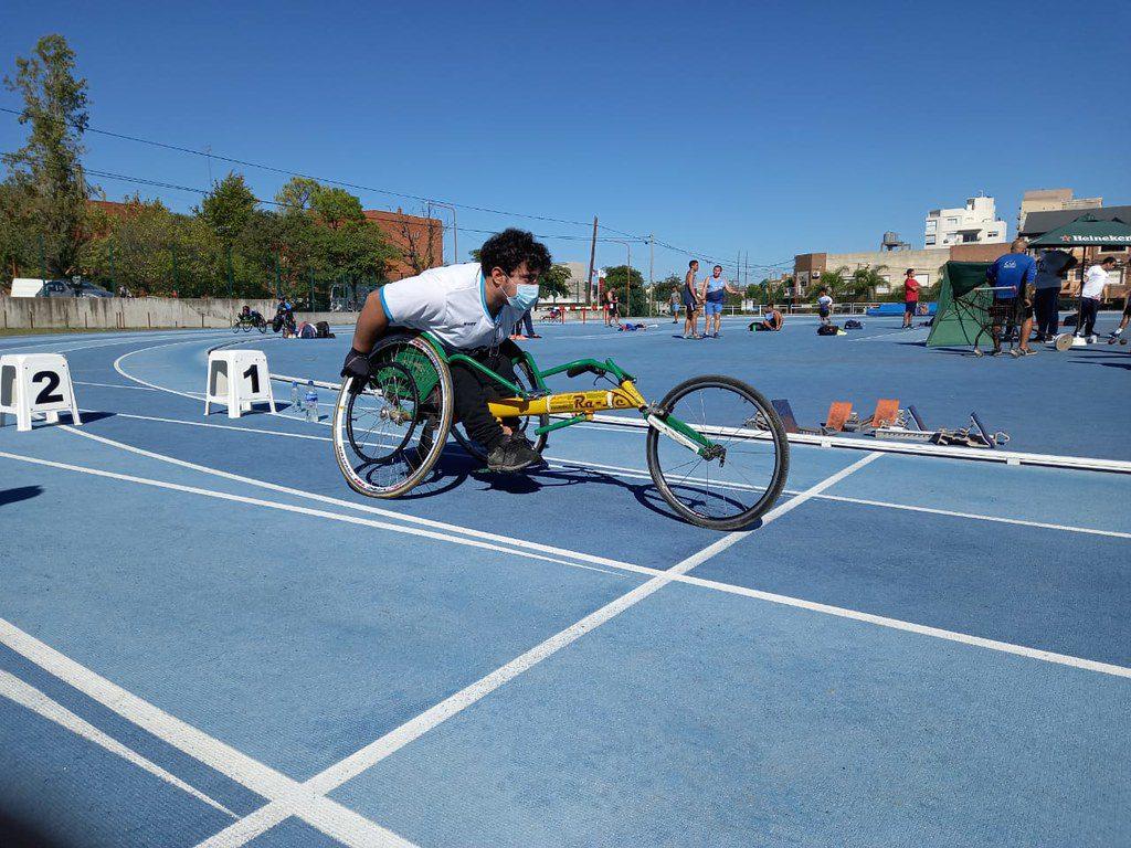 Atletismo adaptado: San Juan y una gran actuación en Entre Ríos