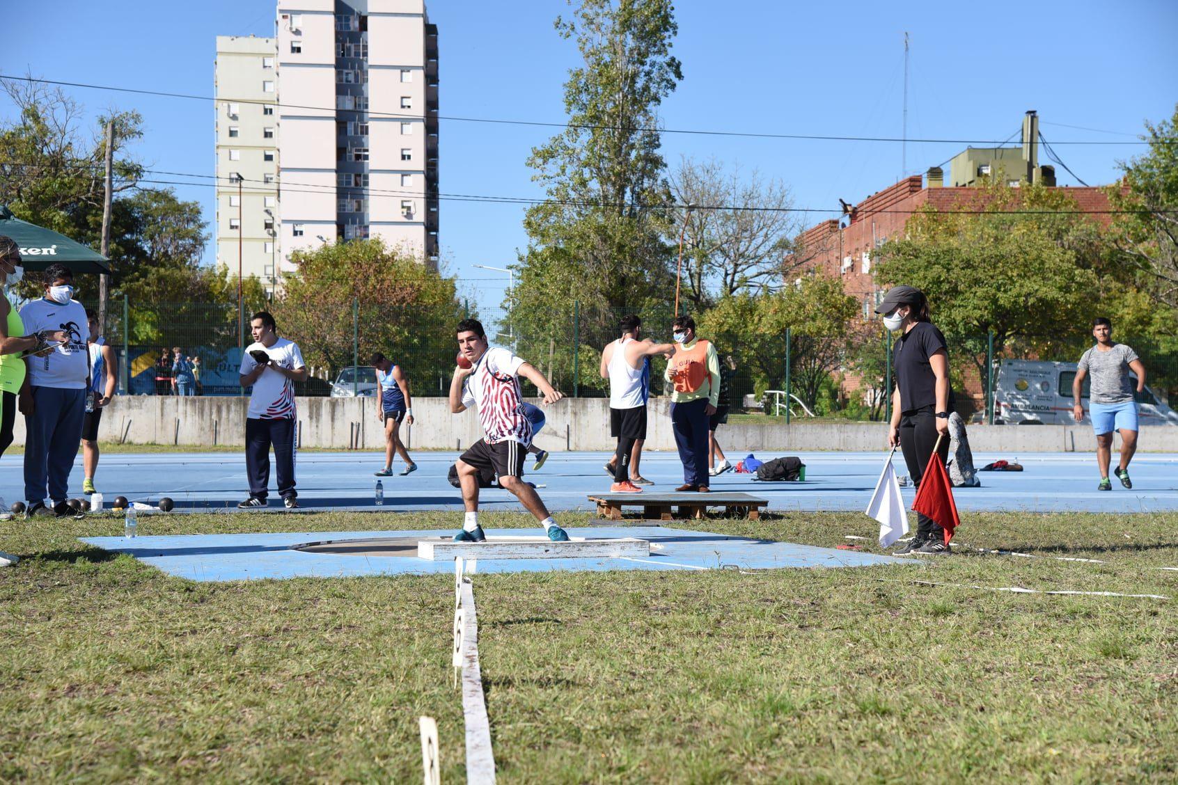 ATLETISMO PARALÍMPICO: TODOS LOS RESULTADOS DEL OPEN INTERNACIONAL DE CONCEPCIÓN DEL URUGUAY