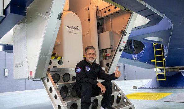 """Jean Maggi en Paradeportes Radio: """"Soy un soñador serial y ahora quiero viajar al espacio"""""""