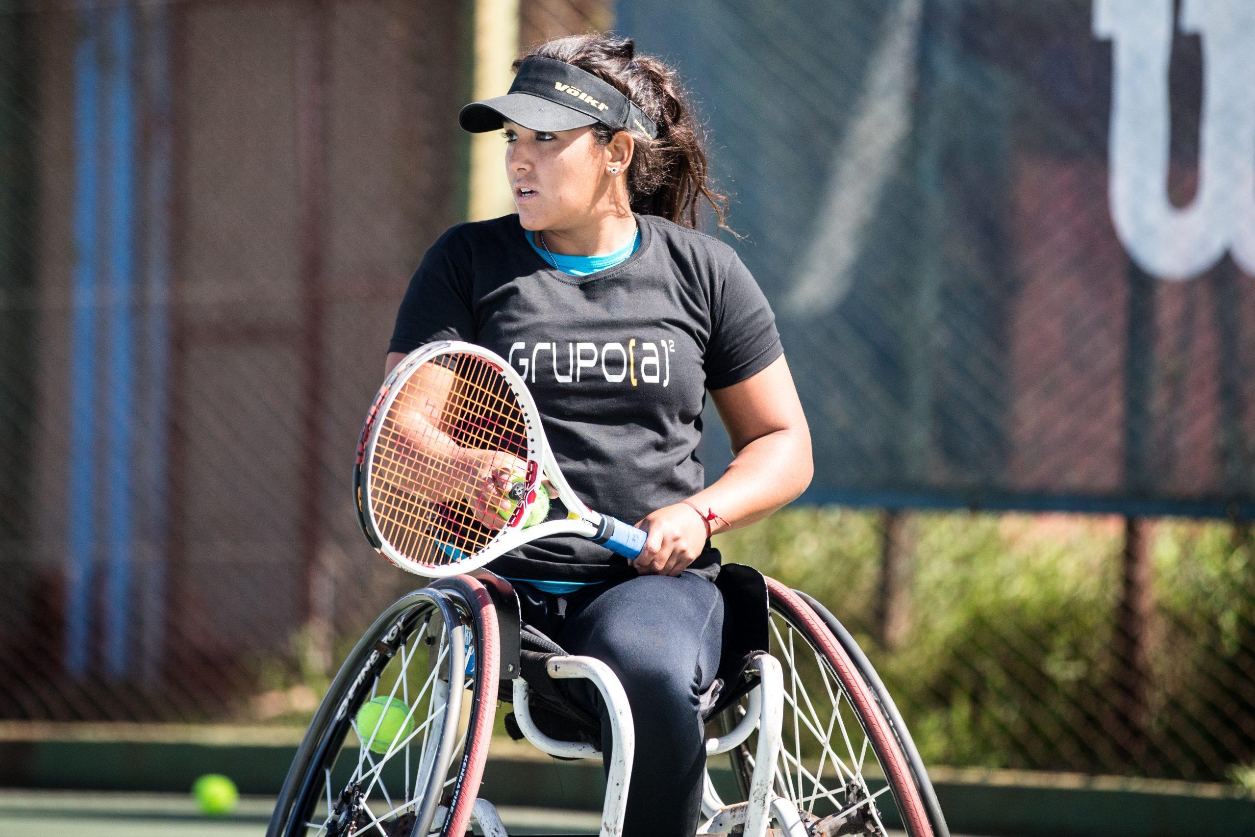 Tenis adaptado: Florencia Moreno, semifinalista en Turquía