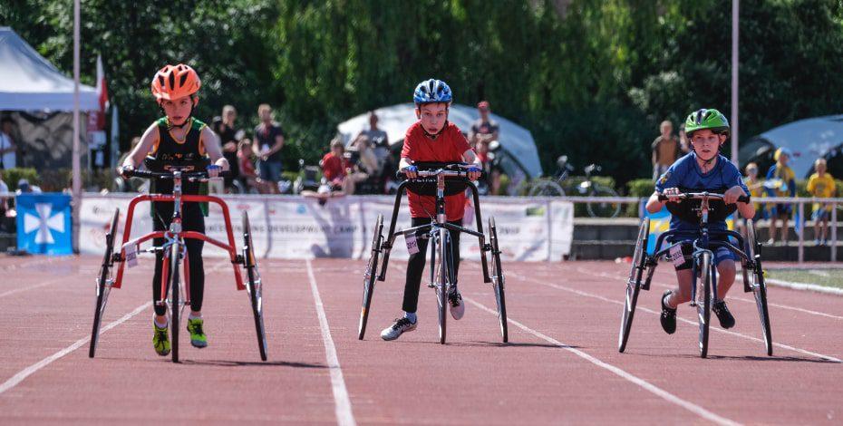 Atletismo adaptado: se lanza el race running en todo el país