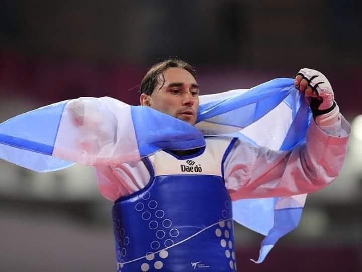 Juan Samorano, el parataekwondista que fue repartidor de sushi y ahora debutará en los Juegos Paralímpicos de Tokio