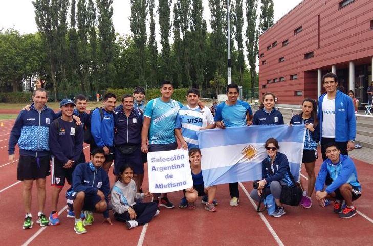 Comienza el Open de atletismo de Concepción del Uruguay
