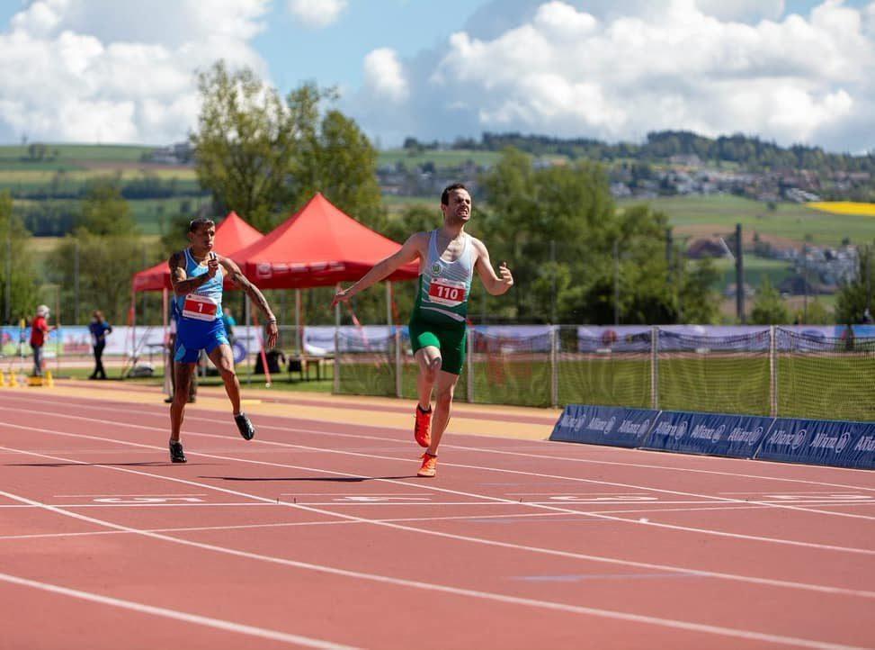 Atletismo paralímpico | Segunda jornada en Nottwil: Barreto, tercero en los 100 metros