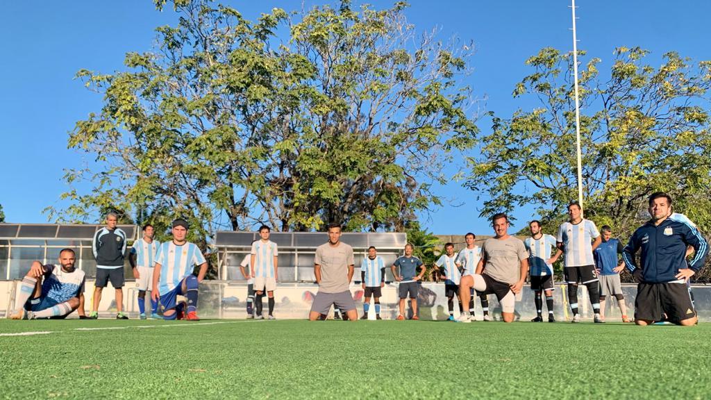 Fútbol para ciegos: salió la lista de Los Murciélagos que jugarán en Gran Prix