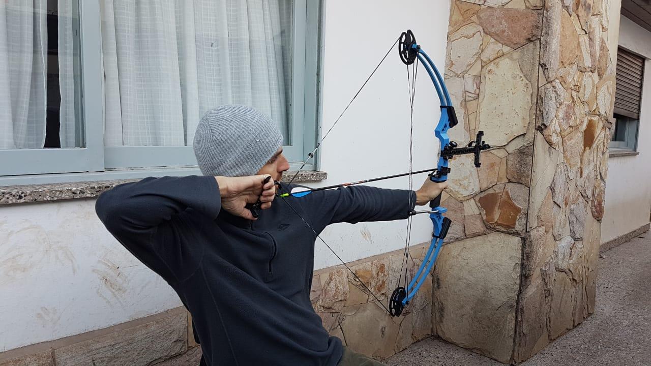 La protesta del tiro con arco adaptado por quedarse afuera de un torneo virtual