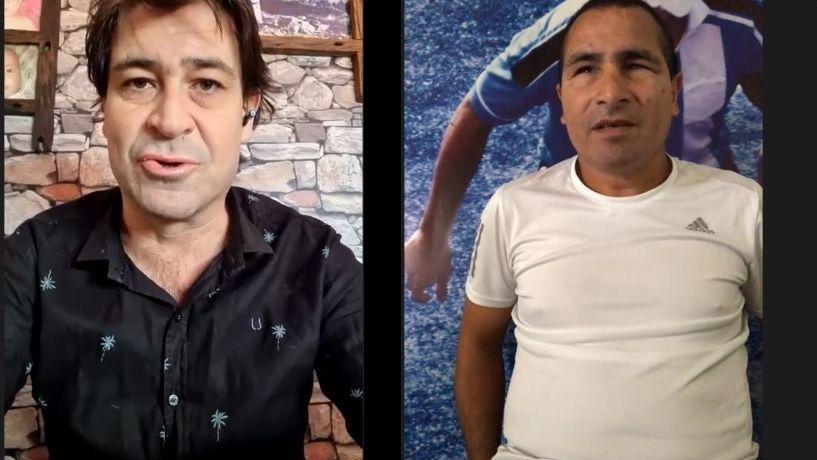ESPN y Silvio Velo presentaron el relato alternativo para personas con discapacidad visual
