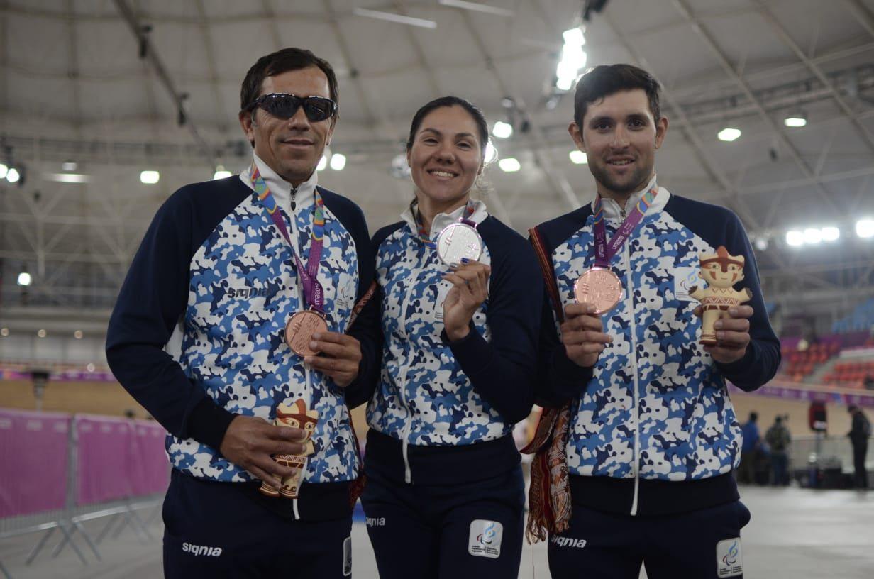 Paraciclismo: Rodrigo López, Mariela Delgado y Gómez – Tolosa estarán en Tokio