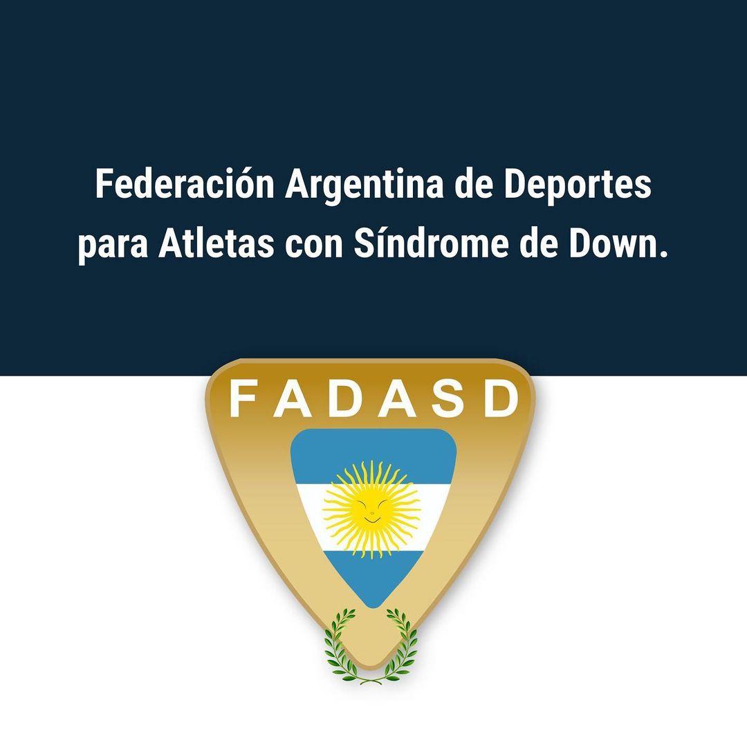 Se creó la Federación Argentina de Deportes para atletas con Síndrome de Down
