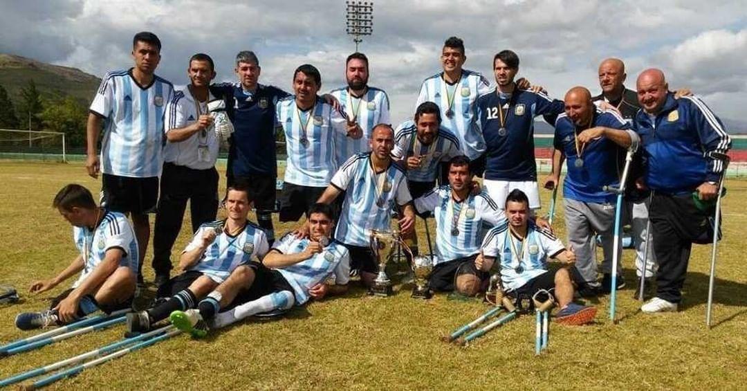 Fútbol para amputados: el panorama de la Selección Argentina