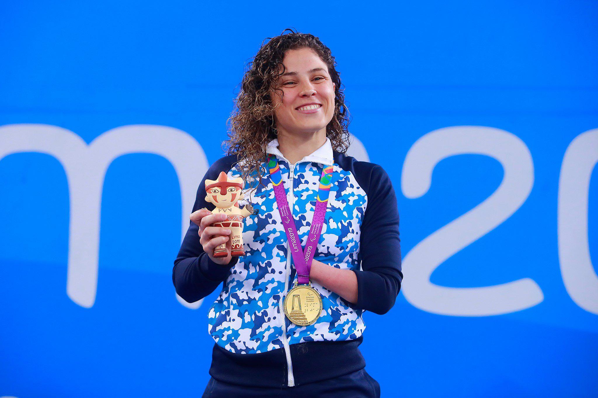Natación paralímpica: se confirmaron las 9 plazas para Tokio