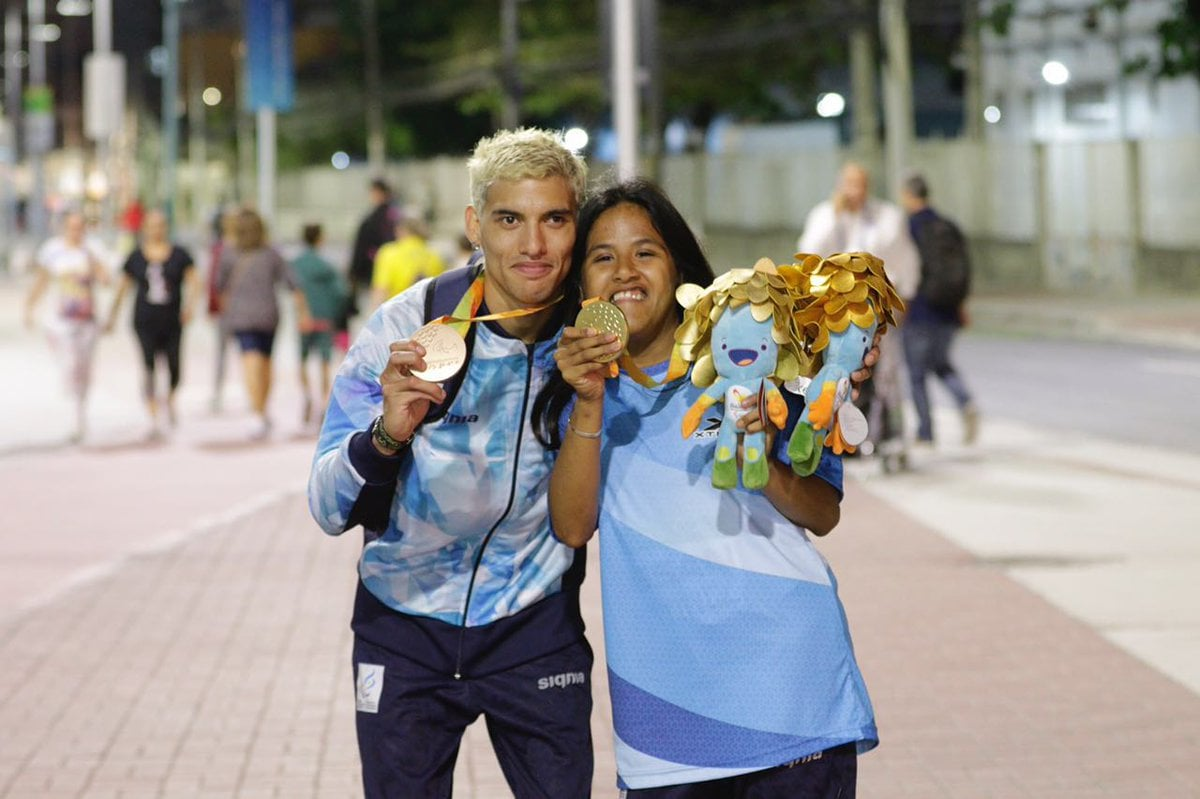 Atletismo paralímpico: confirmada la delegación argentina de 11 atletas para los Juegos Paralímpicos