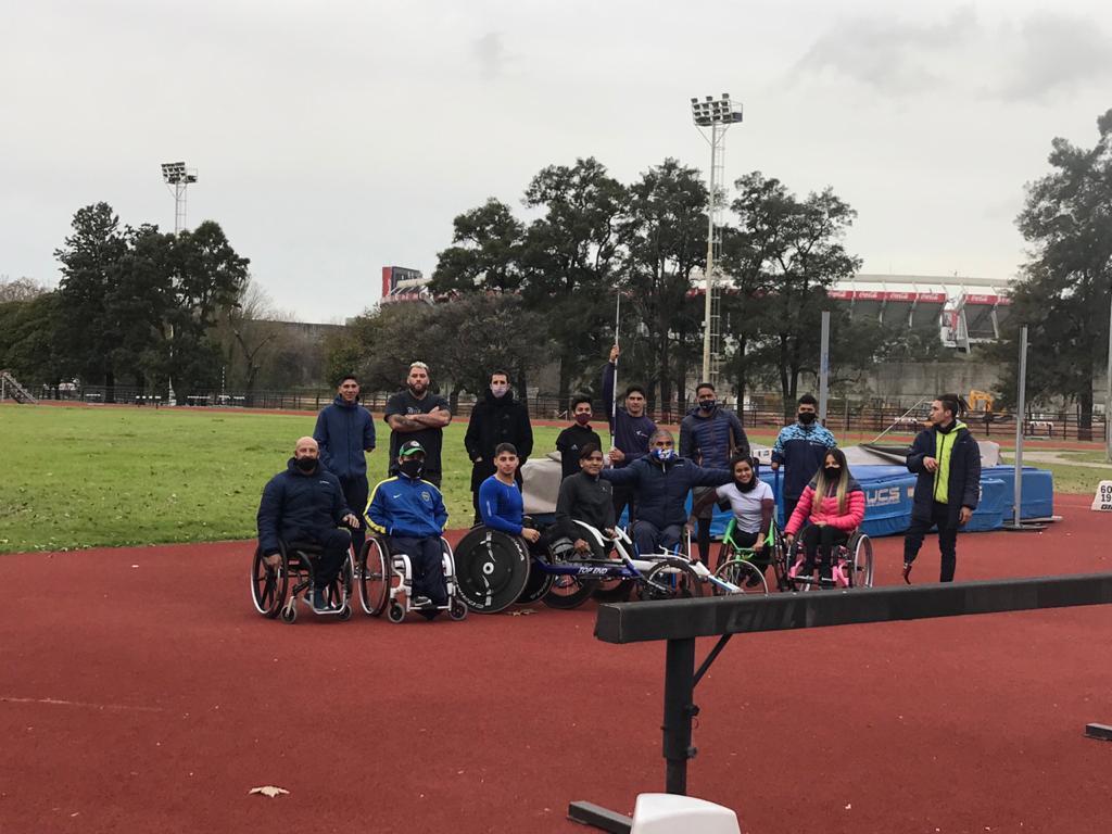 Atletismo: el seleccionado de FADESIR se concentra en el CeNARD