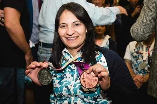 Tenis de mesa adaptado: Verónica Blanco, clasificada a los Juegos Paralímpicos de Tokio