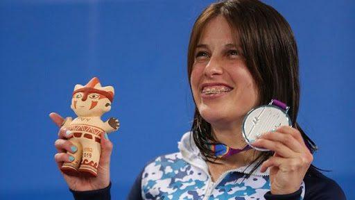 Natación paralímpica: Elizabeth Noriega estará en los Juegos de Tokio