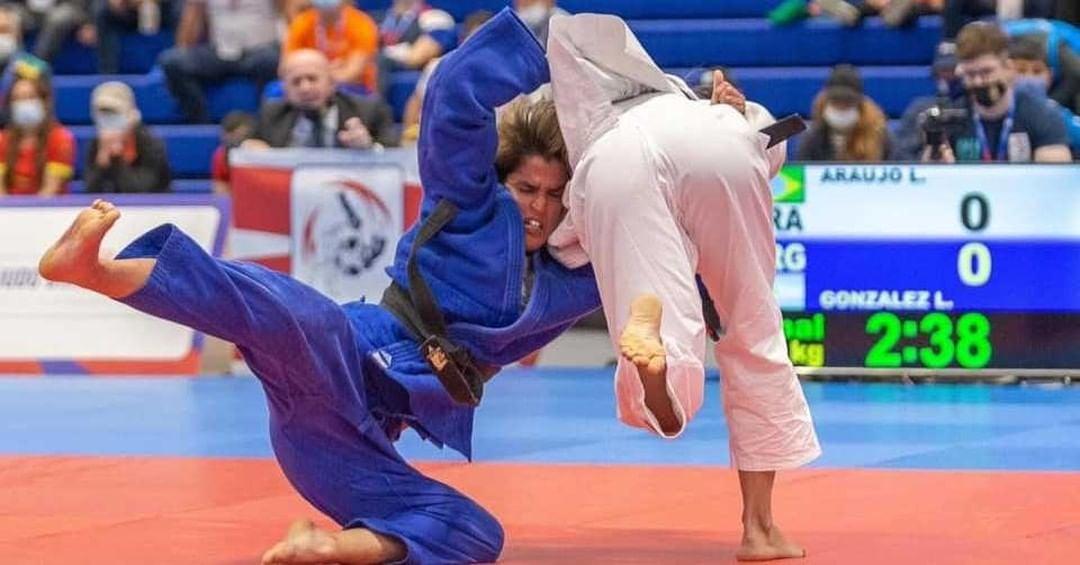 Judo paralímpico: Laura González, clasificada a Tokio