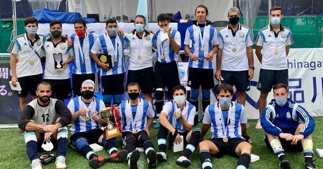 Ya está la lista de Los Murciélagos y el capitán Silvio Velo se quedó afuera de los Juegos Paralímpicos