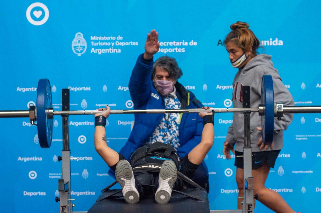 Parapowerlifting: se disputó el Torneo Nacional en el CeNARD