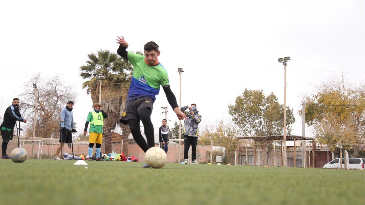 San Juan avanza con su programa de deporte adaptado