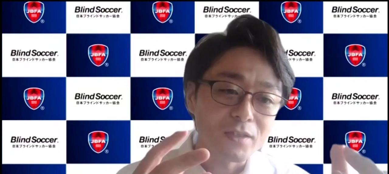 """Entrevista a Eigo Matsuzaki, Director Ejecutivo de la Asociación Japonesa de fútbol para ciegos: """"Nuestro objetivo es la medalla dorada"""""""