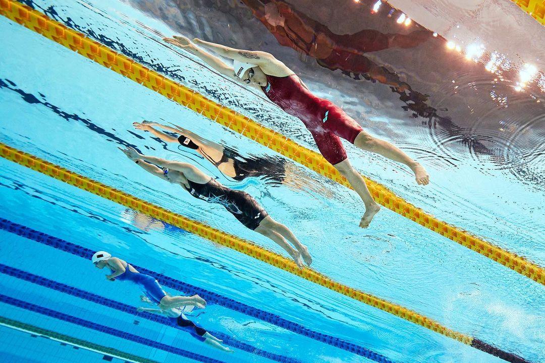 Daniela Giménez y una actuación histórica en la final 100 metros pecho