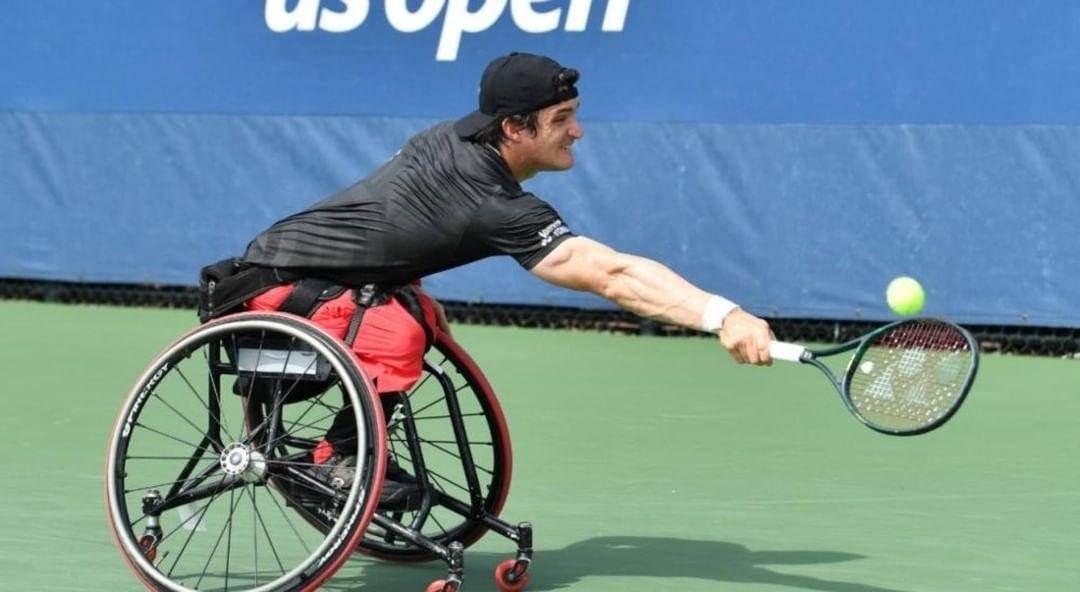 Tenis adaptado: Gustavo Fernández debuta este jueves en el US Open