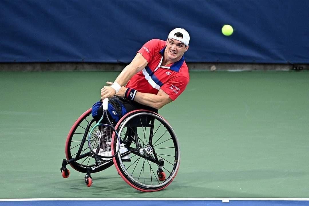 Tenis adaptado: Gustavo Fernández, eliminado en semifinales del US Open