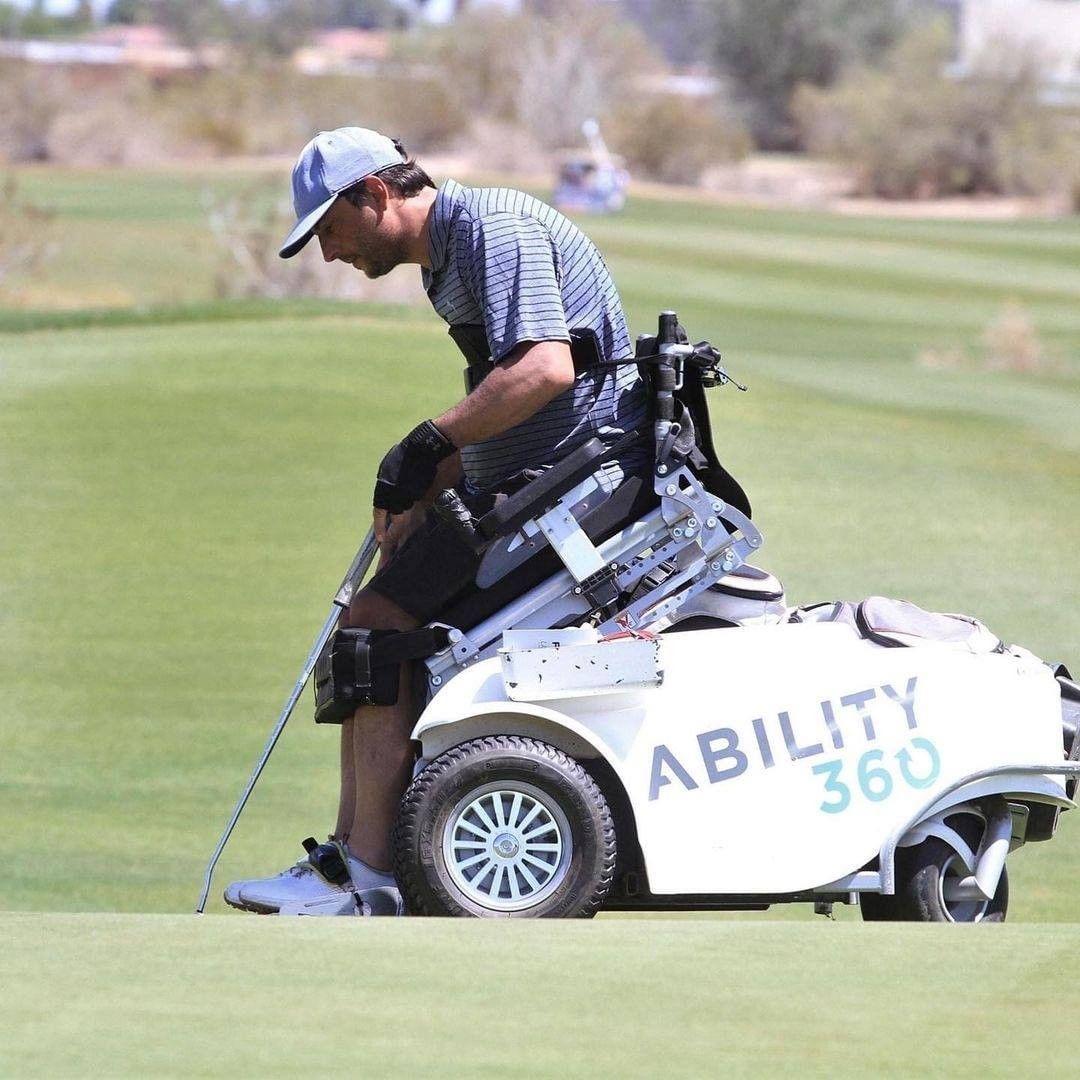 Golf adaptado: Mariano Tubio competirá en el Madrid Open