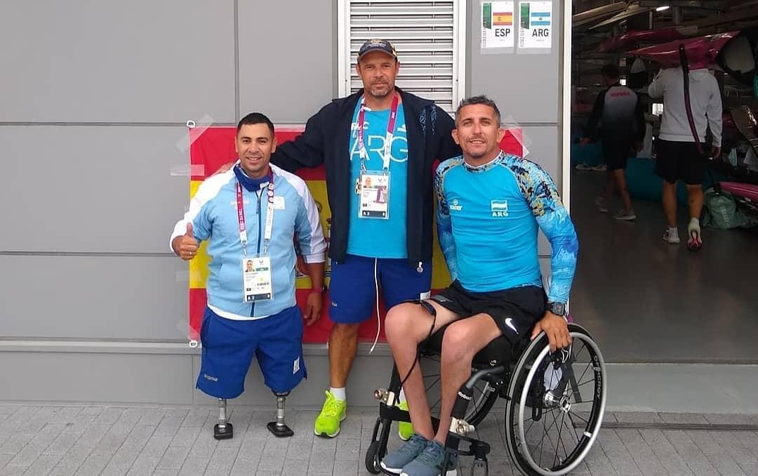 Paracanotaje: se viene el Mundial de Dinamarca para el seleccionado argentino