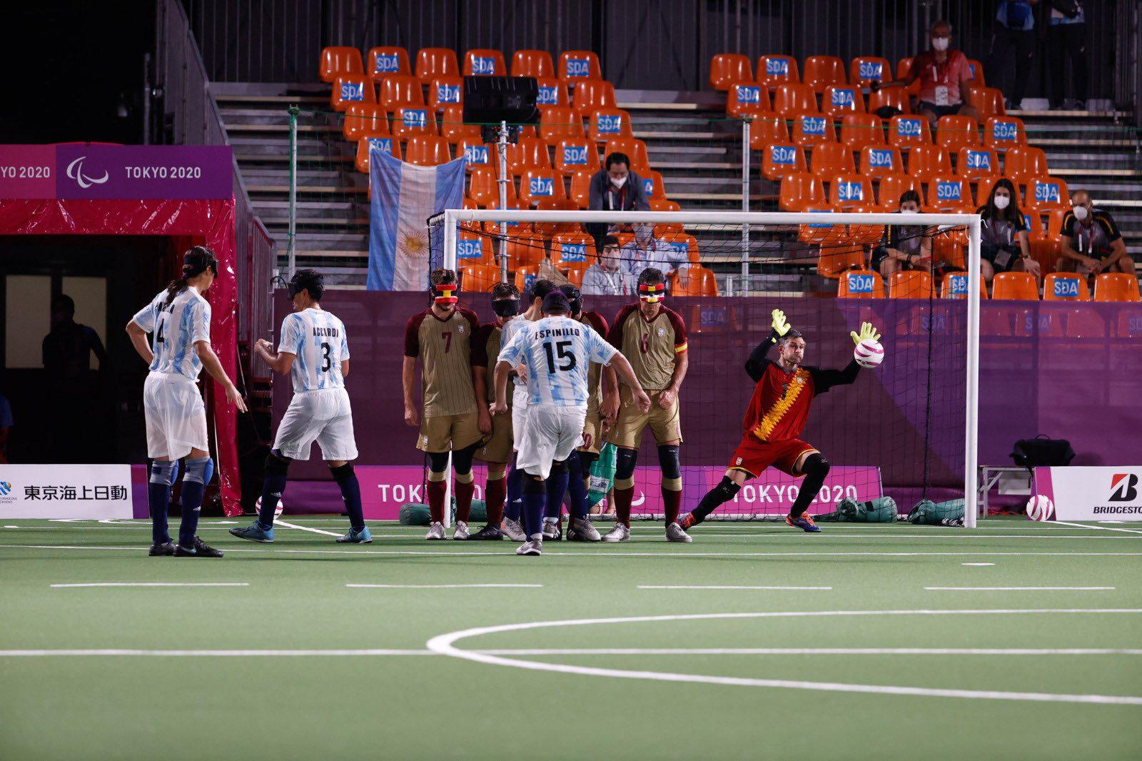 Juegos Paralímpicos: Los Murciélagos van por la dorada contra Brasil