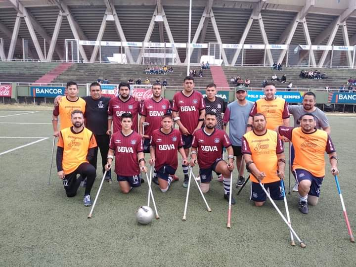 Fútbol de amputados: con una lluvia de goles, regresó la competencia a la Argentina