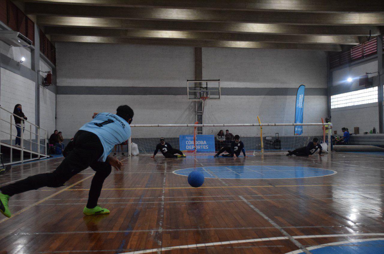 Goalball: Los Topos, protagonistas de un encuentro en Córdoba